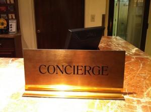 Concierge CC by Flickr.com user ilovememphis