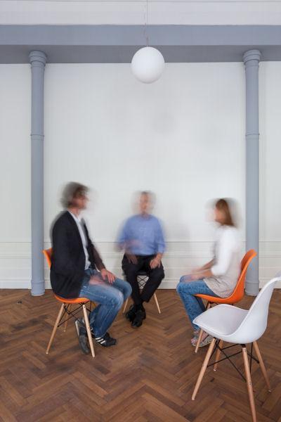 Gespräch bei Meeet