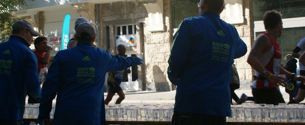 Der schnellste Marathon der Welt