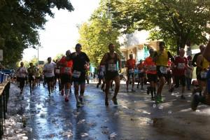 Berlin Marathon bei Meeet