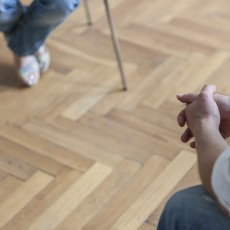 Meeet – Gespräch(c) Tobias Wille