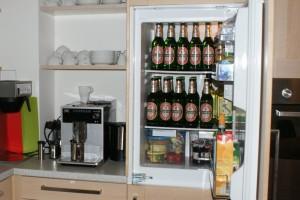 So sieht unser Kühlschrank sonst nicht aus
