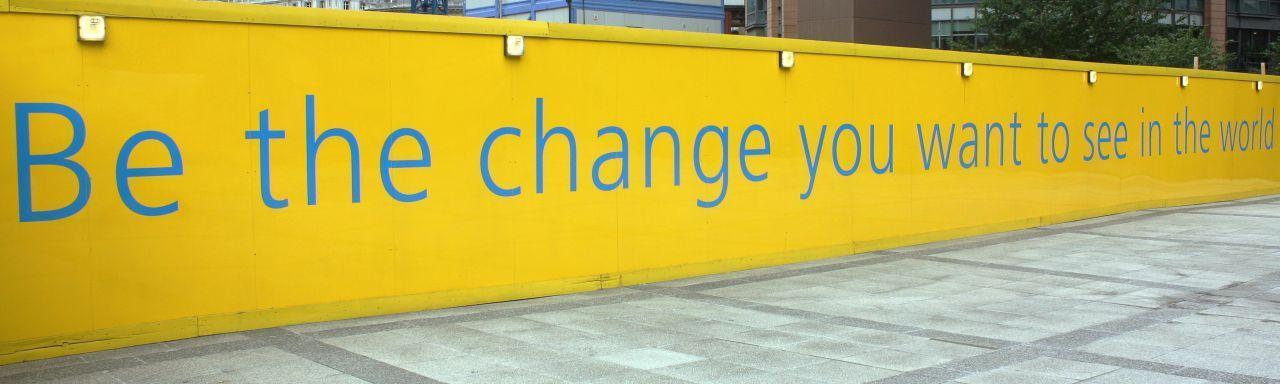 Der Meeet Salon: Change!