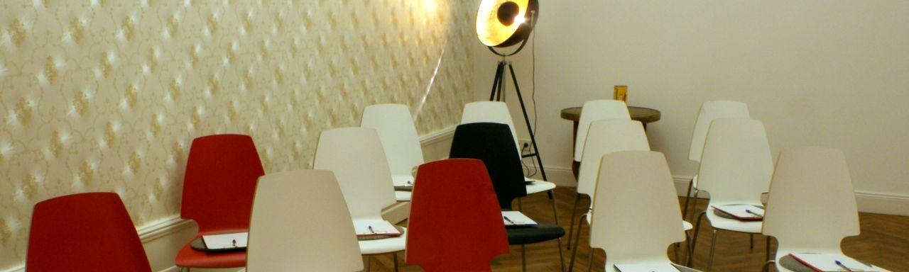 Der erste Meeet-Salon: Ein toller Start!
