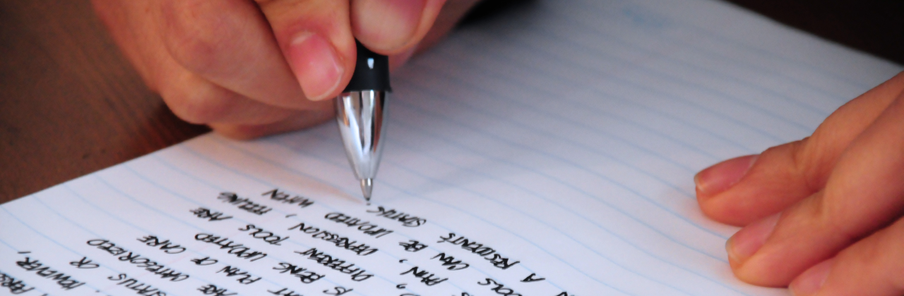 Fitness  für Ihren Text: die TGB-Schreibwerkstatt