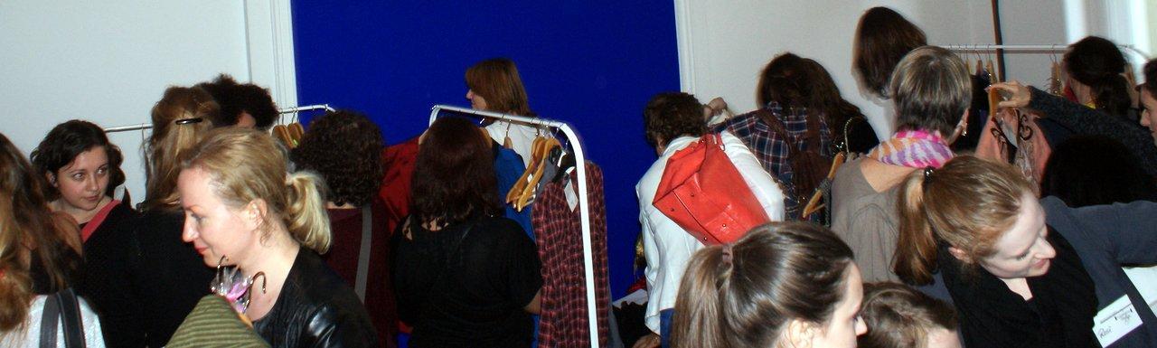 Neue Kleider bei Meeet – Kleidertausch-Rausch