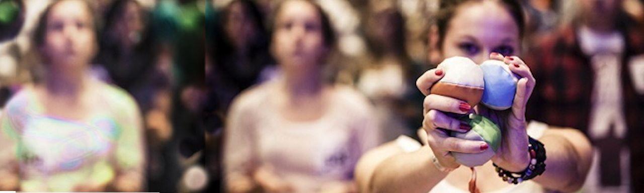 Jonglierbälle wirksam für´s Lernen einsetzen
