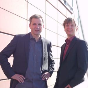 Jürgen Müller und Christian Obad von Lorenzo Consulting