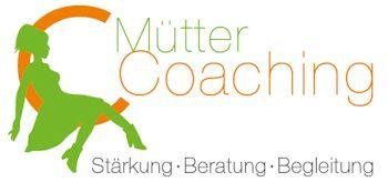 Müˆttercoaching Logo