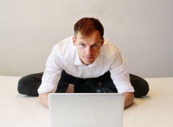 MIke Schumacher Yoga@Work