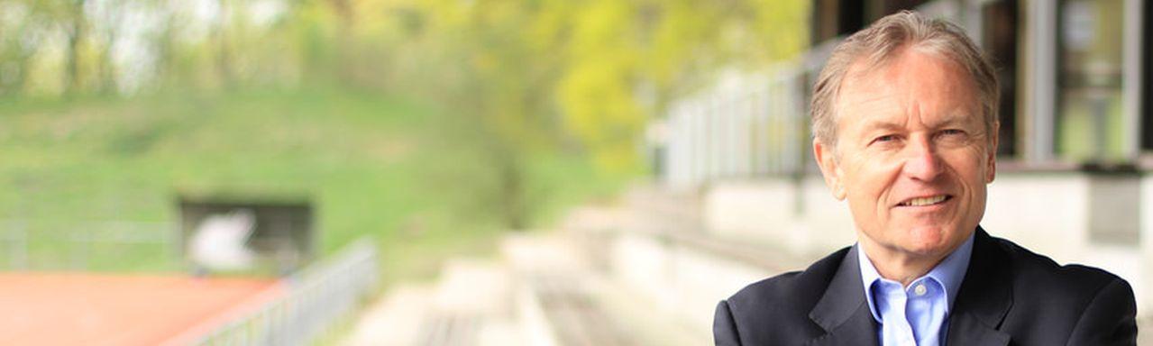 Ernst Holzmann – In Führung gehen