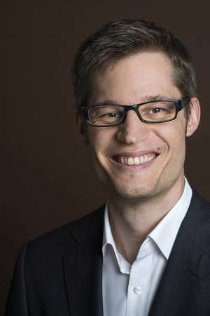 Jens Herrmann spricht im Meeet DSalon über Empathie