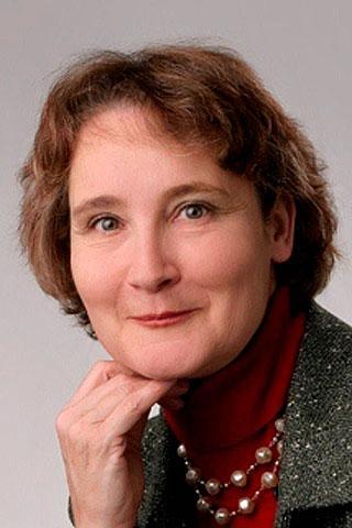 Isabelle Demangeat ist Trainerin und organisiert virtuelle Trainings und Coachings.
