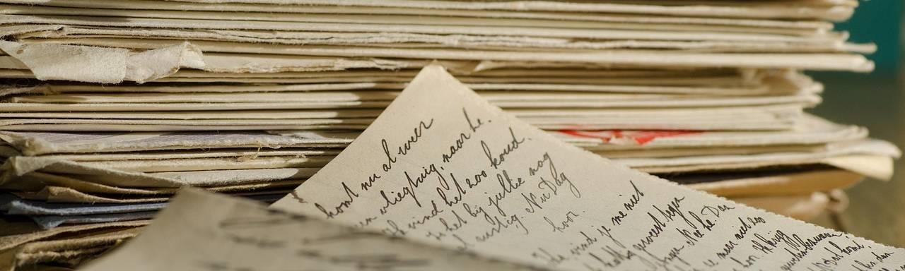 Kreatives Erinnerungsschreiben