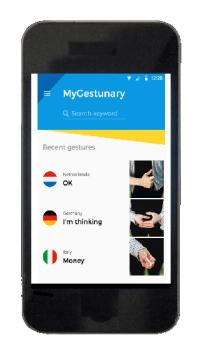 Smartphone mit App 300