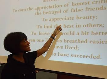 Powerpoint Karaoke Präsentation