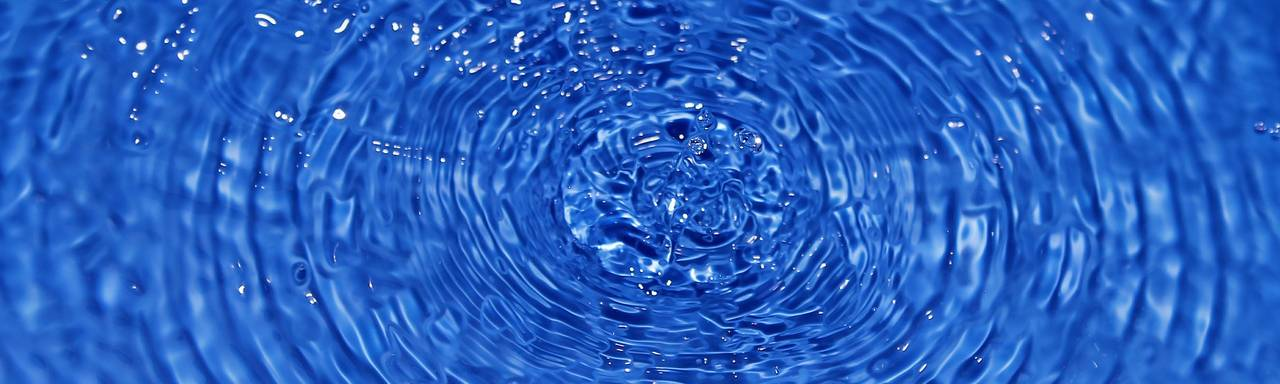 Wassertropfen Impuls