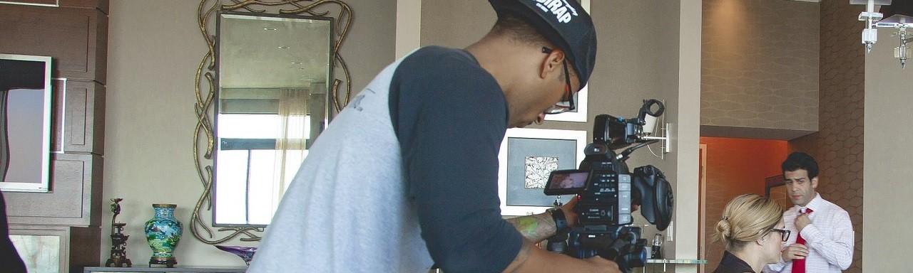 Vorsicht Kamera – Selbstpräsentation im Beruf