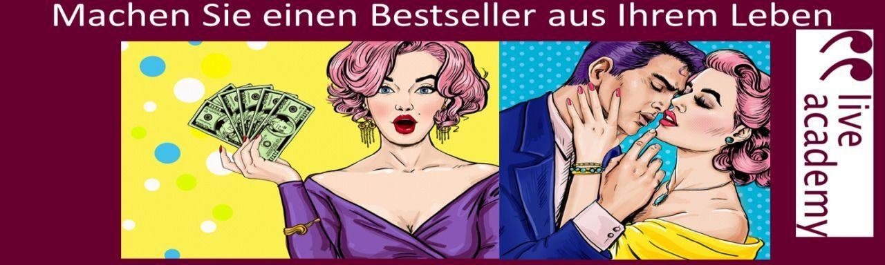 Machen Sie einen Bestseller aus Ihrem Leben