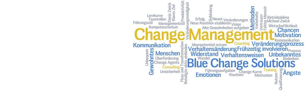 Change Management Training mit internationalem Zertifikat