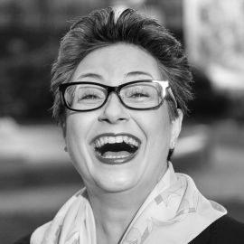 Martina Haas, Speaking I Networking I Innovation, Berlin