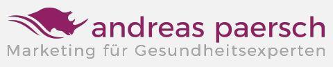 Logo vom Selbstvermarktung Experten Andreas Peasch