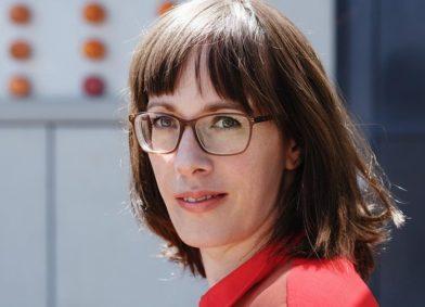 Regisseurin und Trainerin für Kommunikation Beatrix Schwarzbach