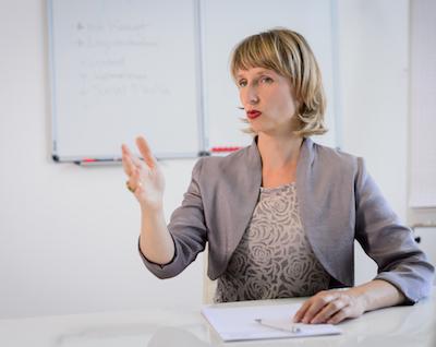 Nadja Bungard, die Content Coach