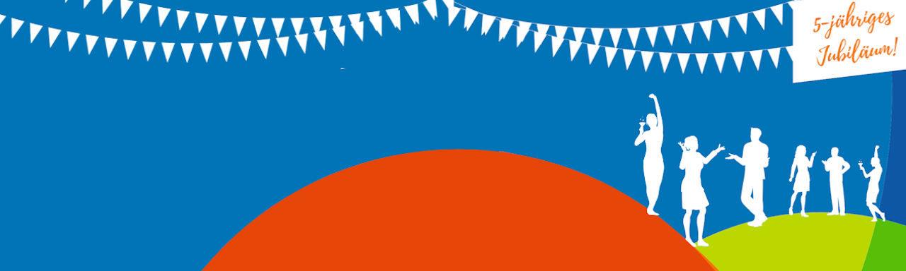 Meeet wird 5: Das Sommerfest 2018!