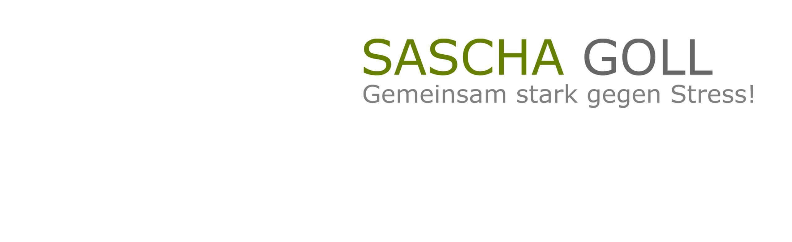 Sascha Goll – Coach für Stressreduktion