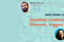 New Work Talks – Shaping company culture