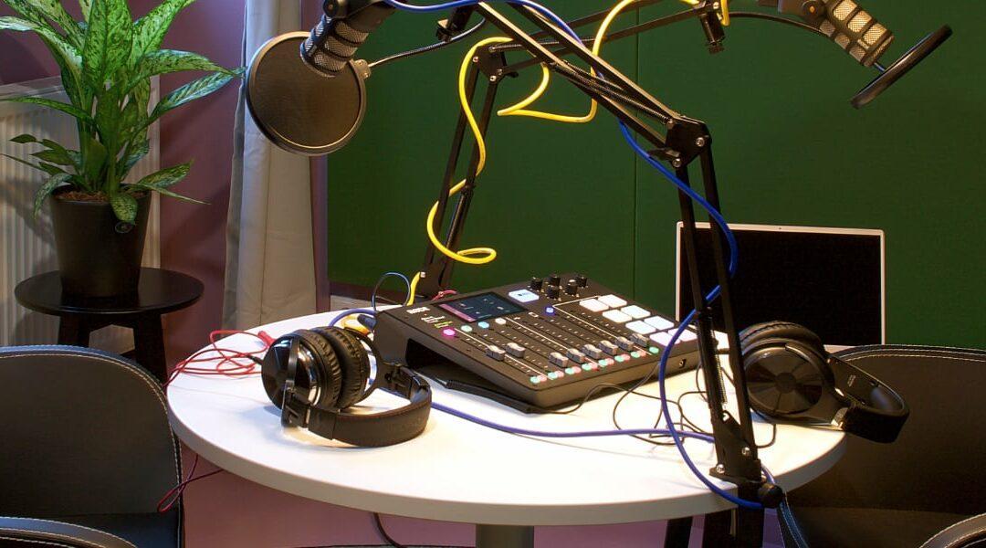 Podcasting in 3Schritten erklärt