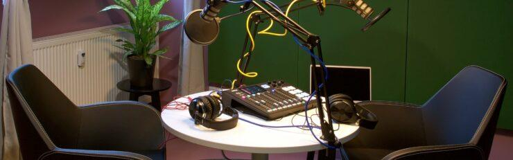 Coachingraum und Podcaststudio in einem: Grace bei Meeet in Neukölln