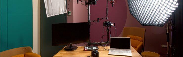 Coachingraum oder Youtube-Studio: Raum Alan in Meeet Neukölln