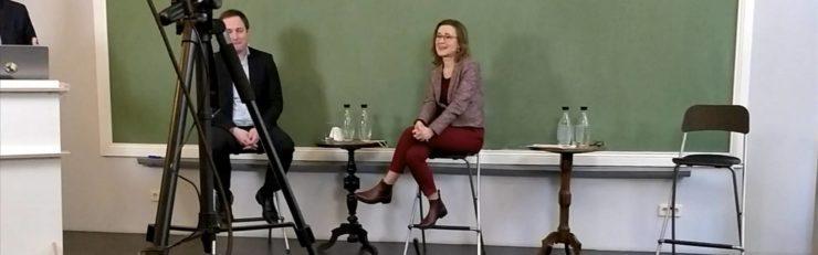 Sigrid Nikutta bei Meeet im Interview
