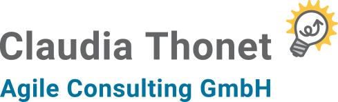 Logo Claudia Thonet - Agile Coaching